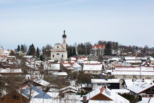 Vista de Murnau
