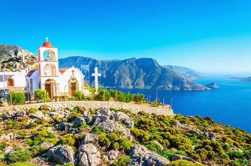 La isla de Corfú y sus maravillas