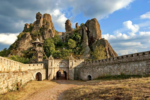 Belogradchik en Bulgaria