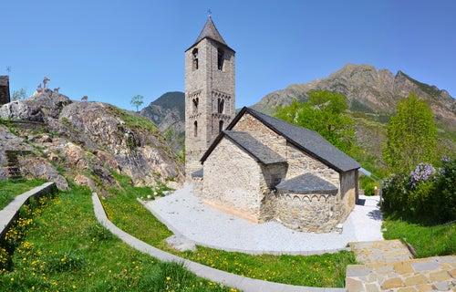 Iglesia de Sant Joan de Boí en el Valle del Boí