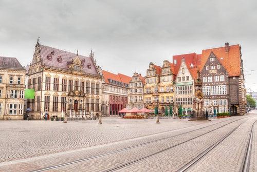 Vista de Bremen