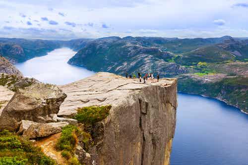 Preikestolen, los mejores paisajes de Noruega