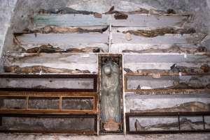 Catacumbas del los Capuchinos en Palermo