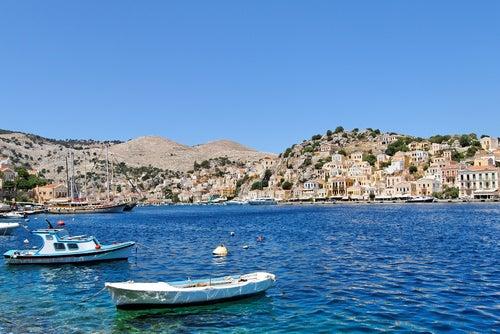 Isla griega de Tilos
