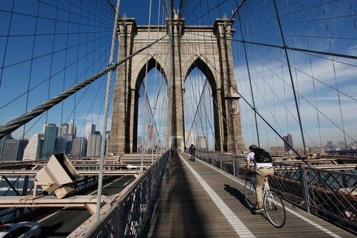 Bicicletas en Nueva York