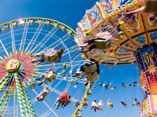 Te invitamos a los mejores parques de atracciones