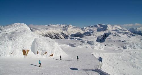 Estación de esquí de Whistler