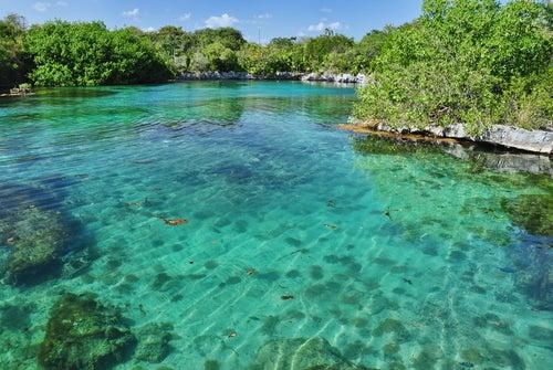 Xel Há en la Riviera Maya