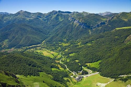 Picos de Europa en Cantabria