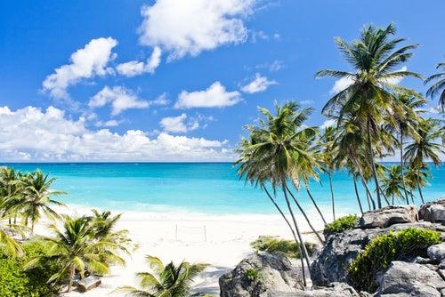 Bahía Bottom en Barbados