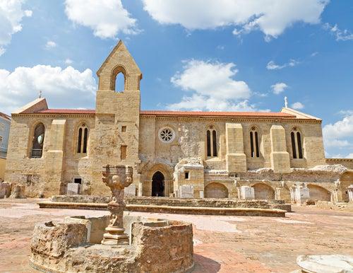 Convento de Santa Clara en Coimbra