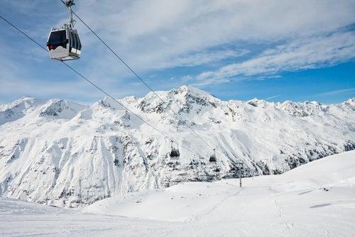 Las 8 mejores estaciones de esquí