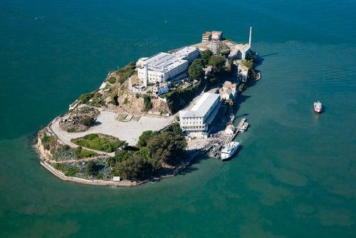 Cárcel de Alcatraz en San Francisco
