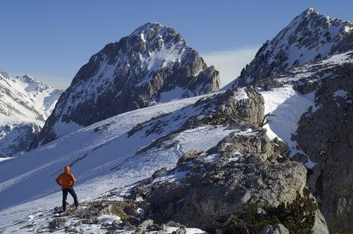 Pico Foratata en el Pirineo aragonés