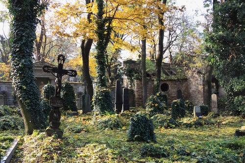 Los cementerios más escalofriantes