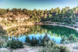 Laguna de la Gitana en Cuenca
