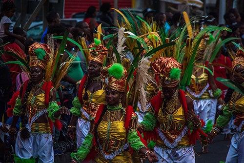 Carnaval en Guadalupe