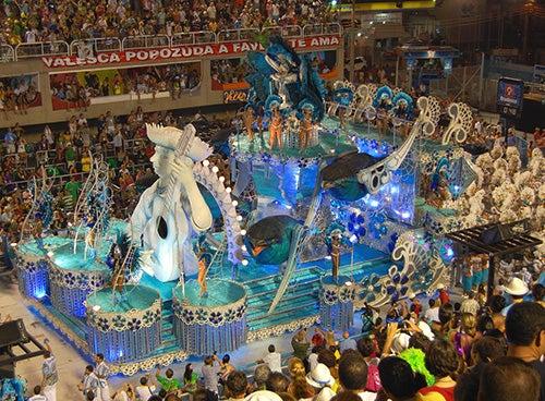 Los 6 carnavales mas coloridos y espectaculares del mundo