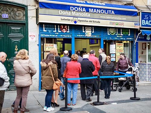 Administración de lotería Doña Manolita, Madrid - Barcex /commons.wikimedia.org