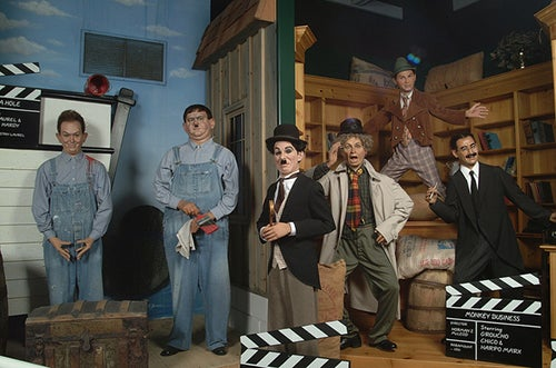 Figuras en Hollywood Wax Museum