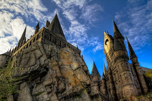Harry Potter World en Orlando