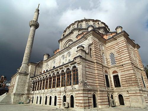Mezquita de los Tulipanes en Estambul