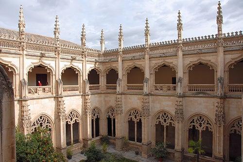 Monasterio San Juan de los Reyes en Toledo