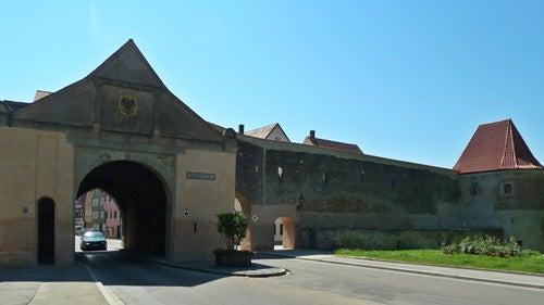 Muralla de Nordlingen