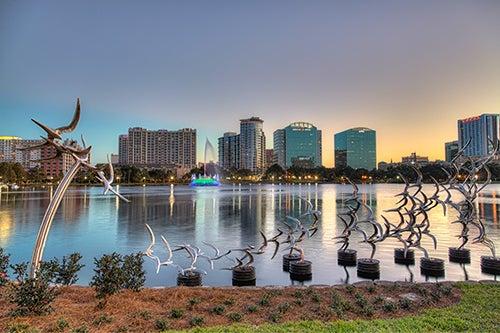 Vista de Orlando