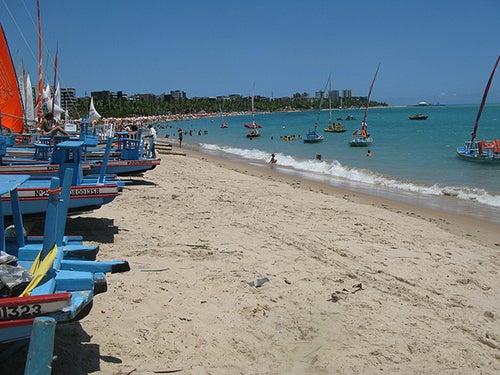 Playa de Pajuçara