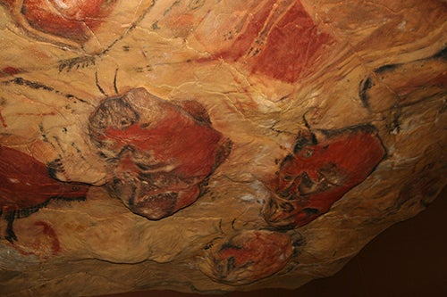 Cueva de Altamira, un monumento que no se puede visitar
