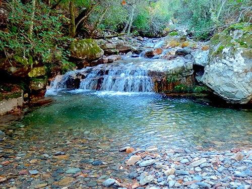 Río Batuecas en la Sierra de Francia