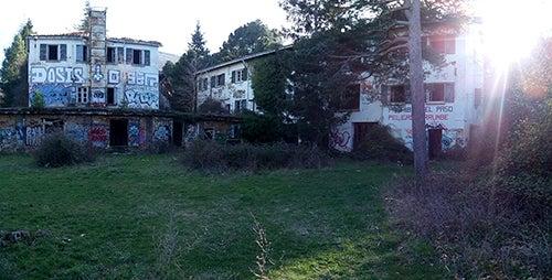 Sanatorio de Agramonte en España