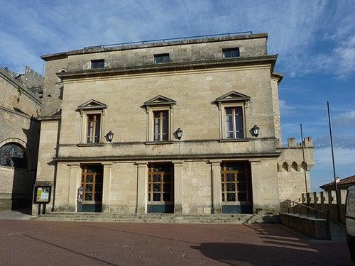 Teatro Titano en San Marino