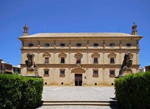 Palacio de las Cadenas de Úbeda