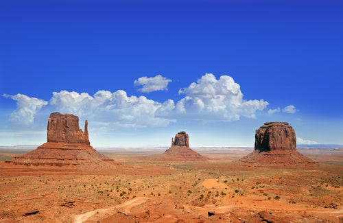 Desierto de Monument Valley