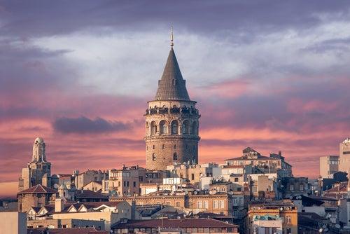 Torre Gálata en Estambul