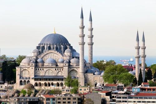 Mezquita Suleymainiye