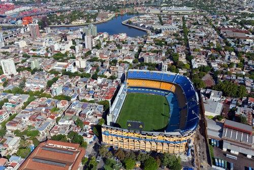 Estadio Boca Juniors
