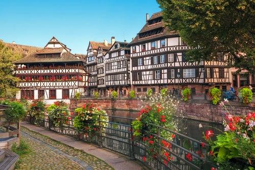 Vista de Estrasburgo