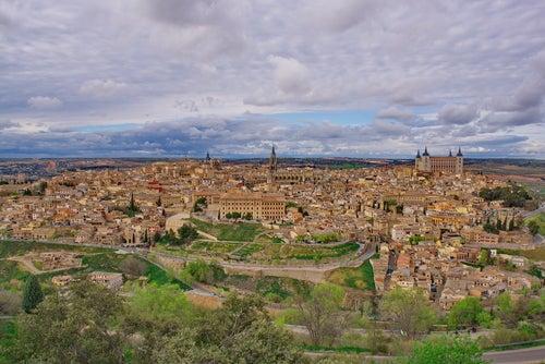 Toledo en la ruta del Quijote
