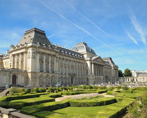 Un paseo por los palacios de Bruselas