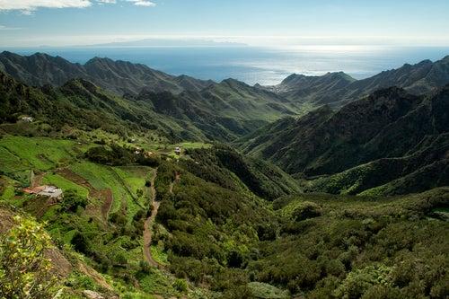 Montañas de Anaga