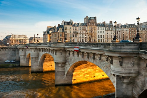 Pont Neuf en Paris