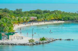Isla Roatán en Honduras