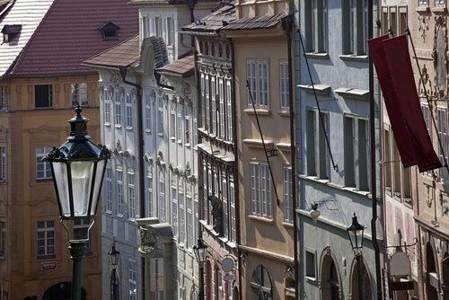 Nerudova, Praga - Josef Hanus