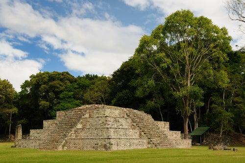 Ruinas de Copán en Honduras