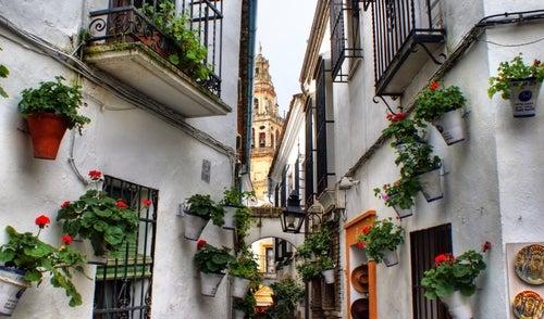 Barrio judío de Córdoba