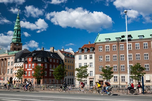Calles de Copenhague