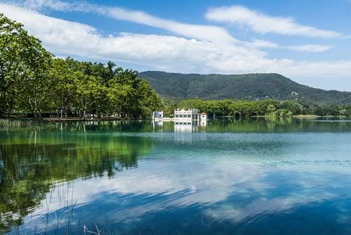 Lago de Bañolas, un lugar mágico de Girona